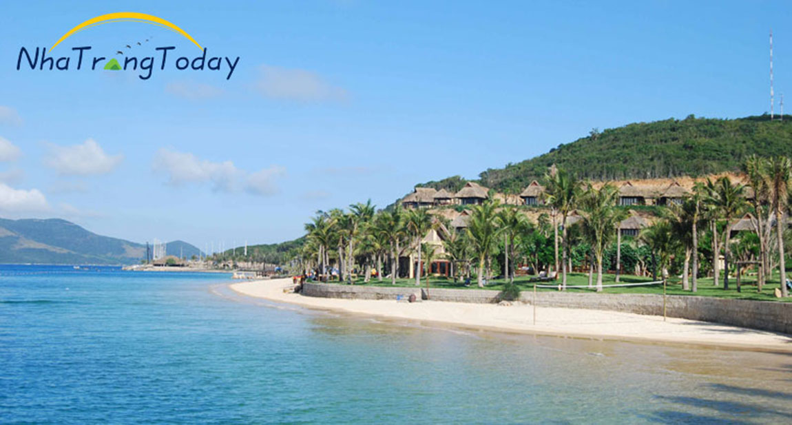 (Resort 4 sao - Hòn Tằm Nha Trang)