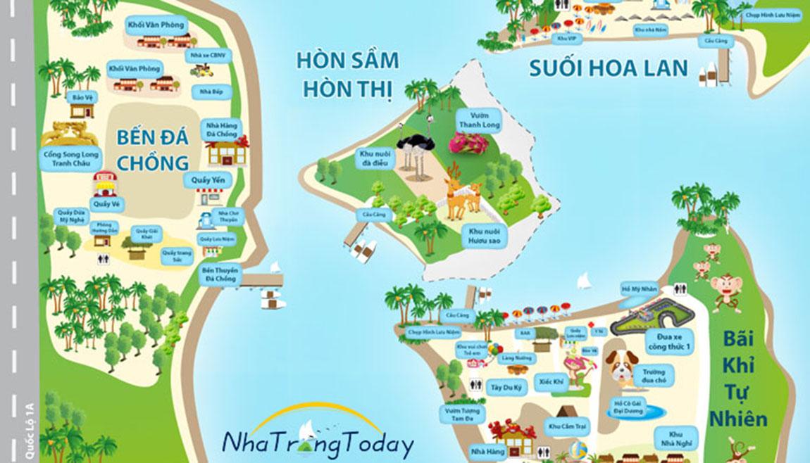 Cảng Đá Chồng Nha Trang